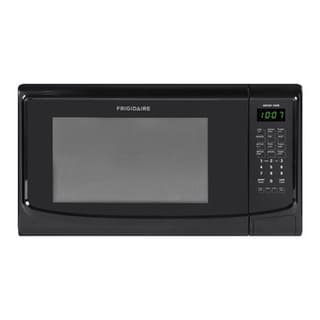 Frigidaire Black 1.4 cubic foot Countertop Microwave