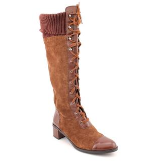 Ellen Tracy Women's 'Element' Leather Boots