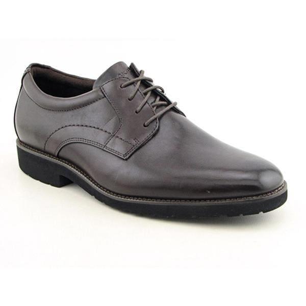 Rockport Men's 'OC Plaintoe' Leather Dress Shoes (Size 12)