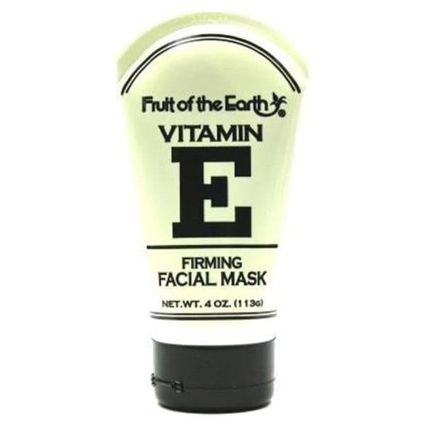 Fruit of the Earth Vitamin-E 4-ounce Firming Facial Mask