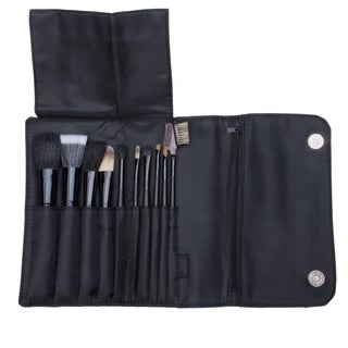 Fortuna Spa 10-piece Makeup Brush Set