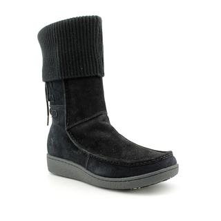 North Face Women's 'Alana Mid' Regular Suede Boots (Size 5)