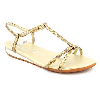 DKNY Women's 'Tricia' Man-Made Sandals