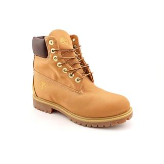 Timberland Men's '6 In Premium' Leather Boots - Wide (Size 14)