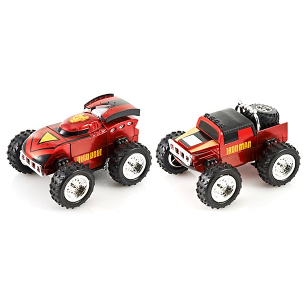Marvel Regenr8rs Iron Man 4x4 1:24 Scale Car