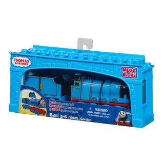 Mega Bloks Thomas and Friends Gordon with Tender