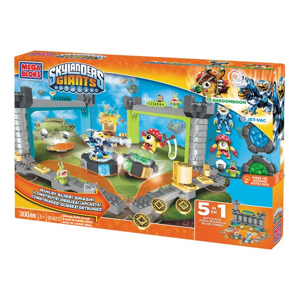 Mega Bloks Skylanders Ultimate Battle Arcade 10706102