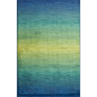 Skye Monet Waterfall Rug (5'2 x 7'7)