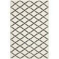 Safavieh Handmade Indoor Moroccan Ivory Wool Rug (8' x 10')