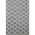 Safavieh Handmade Moroccan Chatham Dark Gray Wool Area Rug (3' x 5')