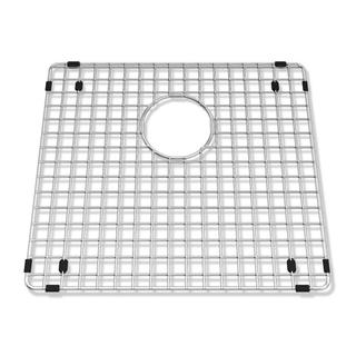 Prevoir Stainless Steel Kitchen Sink Grid with Strainer Opening (18