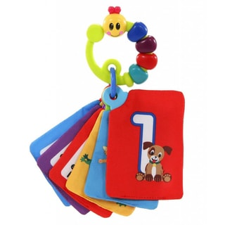 Baby Einstein Shapes & Numbers Caterpillar Discovery Cards