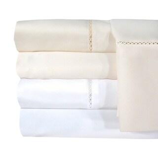 Grand Luxe Bellisimo Egyptian Cotton Sateen Deep Pocket 1200 Thread Count Sheet Set