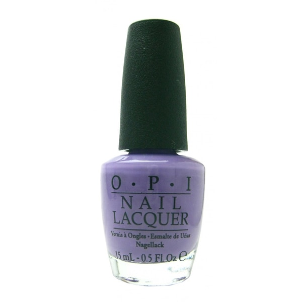 OPI A Grape Fit! Nail Lacquer