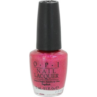 OPI And This Little Piggy Pink Nail Lacquer