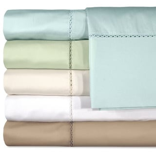Grand Luxe Bellisimo Egyptian Cotton Sateen Deep Pocket 500 Thread Count Sheet Set