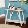 Jellistevy Solid Wood Hall-Entry Way Sofa Table