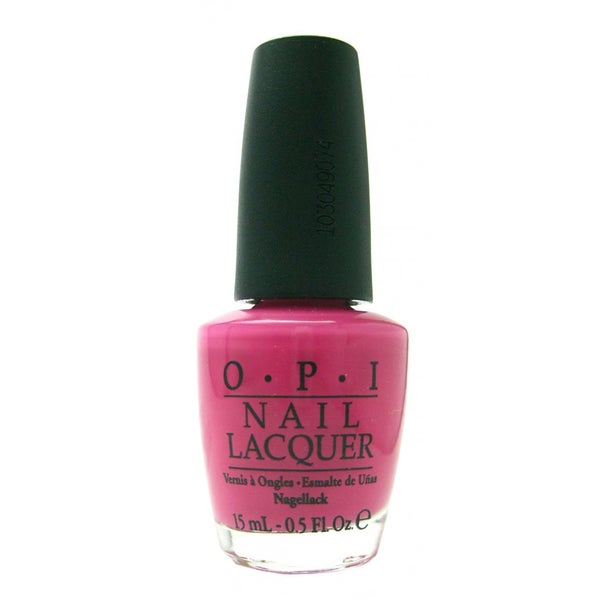 OPI Dont Know...Beets Me Nail Lacquer