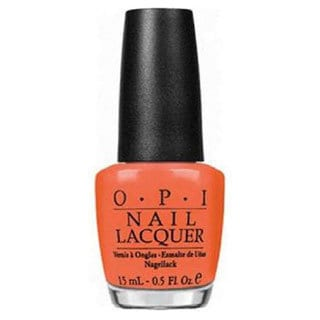 OPI Hot & Spicy Nail Lacquer