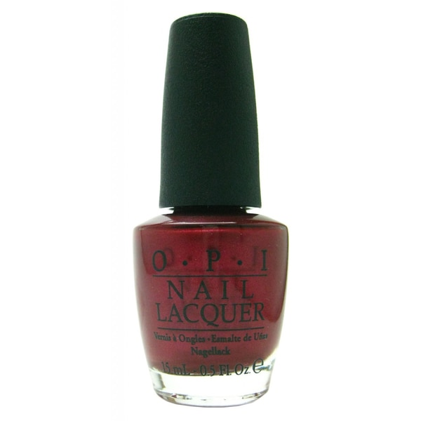 OPI Im Not Really A Waitress Nail Lacquer