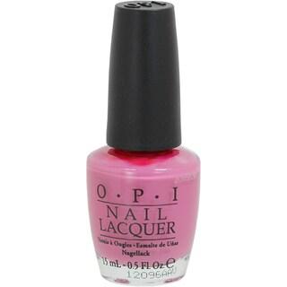 OPI Japanese Rose Garden Nail Lacquer