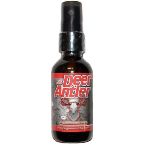 Velvet Extract Deer Antler 2-ounce Spray