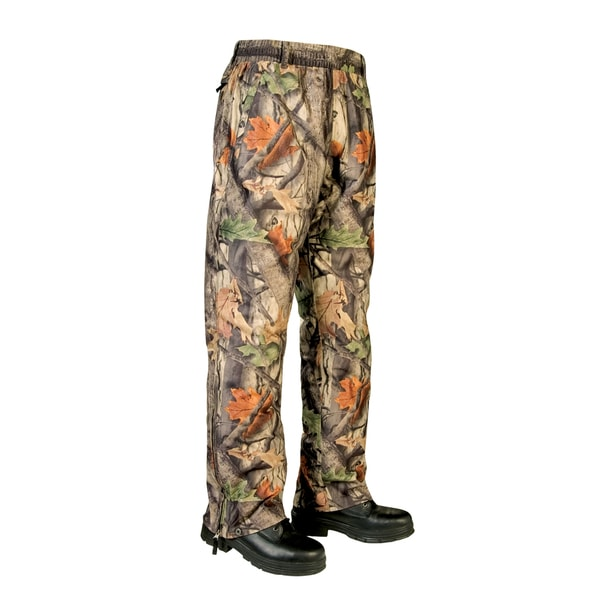 Wooden Trail Camo Big Game Rainsuit Pant