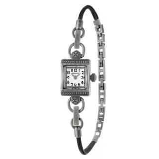 Hamilton Women's 'Vintage' Stainless Steel Swiss Quartz Watch