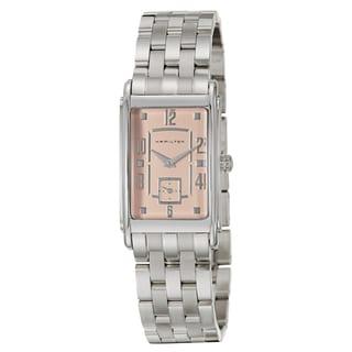 Hamilton Men's 'Ardmore' Stainless Steel Swiss Quartz Watch