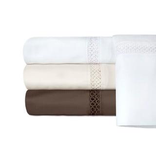 Grand Luxe Payton Egyptian Cotton Sateen Deep Pocket 800 Thread Count Sheet Set