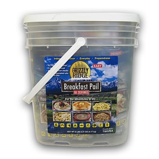 Grizzly Ridge Breakfast Pail