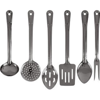 Whetstone 6-piece Stainless Utensil Set