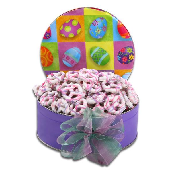 Alder Creek Gift Baskets Easter Yogurt Dipped Pretzels