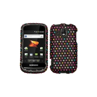 MYBAT Sprinkle Dots Diamante Case for Samsung Transform Ultra M930