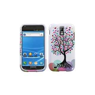 MYBAT Love Tree Protector Case for Samsung Galaxy S II T989