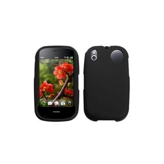 MYBAT Black Rubberized Protector Case for Palm Pre 2