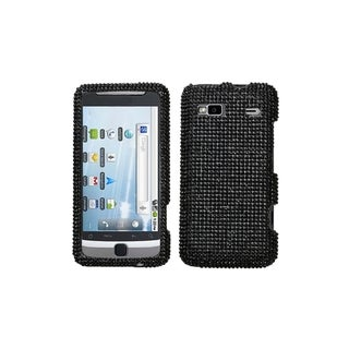 MYBAT Black Diamante 2.0 Case for HTC Vision G2
