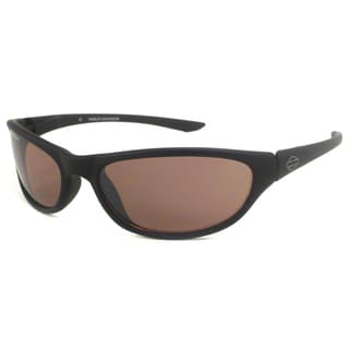 Harley Davidson Men's HDS558 Wrap Sunglasses