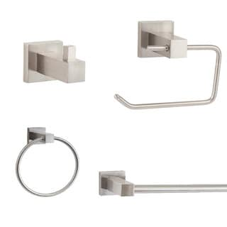 Sure-loc Square Modern Bath Set
