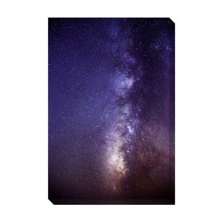 Milky Way Oversized Gallery Wrapped Canvas