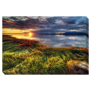 Lush Oversized Gallery Wrapped Canvas