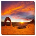 Arches Oversized Gallery Wrapped Canvas