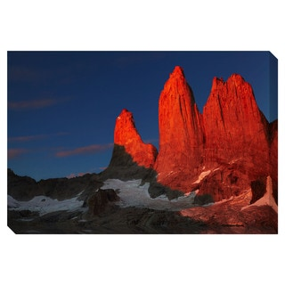 Patagonia Oversized Gallery Wrapped Canvas