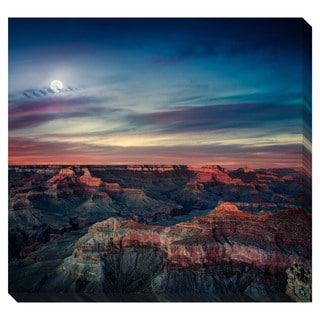 Grand Canyon Oversized Gallery Wrapped Canvas