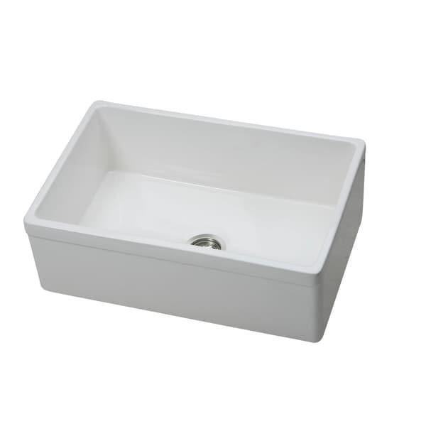 Elkay Explore White Undermount Sink
