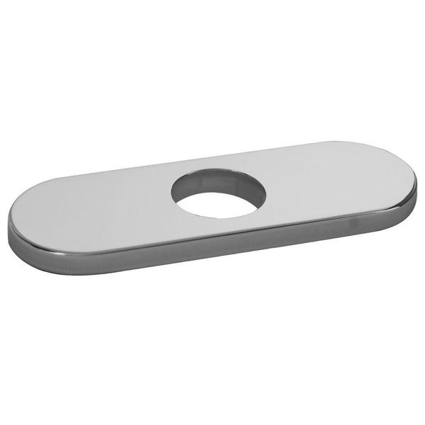 Moments and Serin Satin Nickel Brass Escutcheon Plate