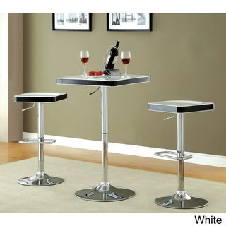 Jetson Adjustable ABS Swivel Bar Table