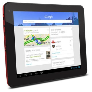 """Ematic EGP008RD 8 GB Tablet - 8"""" - Red"""