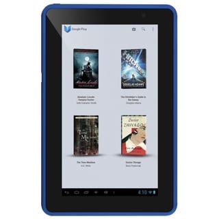 "Ematic Genesis Prime 4 GB Tablet - 7"" - Blue"