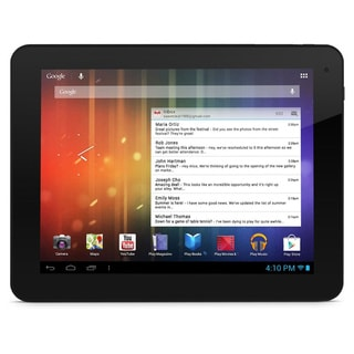 """Ematic Genesis Prime EGS108 4 GB Tablet - 8"""" - Wireless LAN - 1.10 GH"""